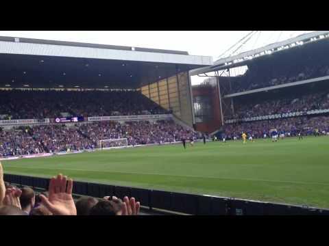 Rangers v East Stirlingshire