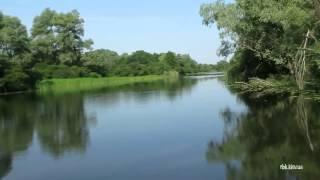 Живописные места реки Днепр