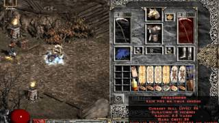 Diablo 2 Single Player: Fury / Armageddon Druid