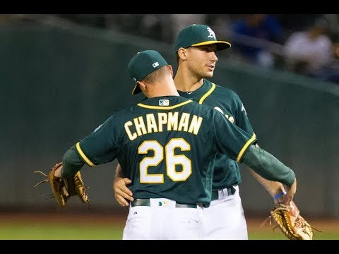 pretty nice cb447 a66f2 2018 Oakland Athletics Pump Up Video