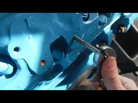 plugging smog holes on 360 318 small block mopar heads