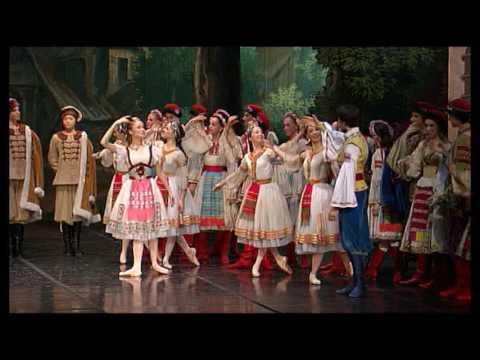 Léo Delibes Ballet Coppélia (1. partie)