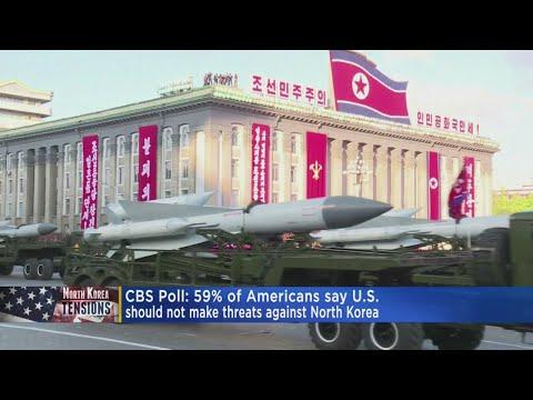 Majority Of Americans Think The U.S. Shouldn't Threaten North Korea