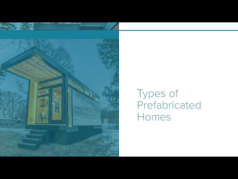 HXMAN:Types of Prefabricated Homes