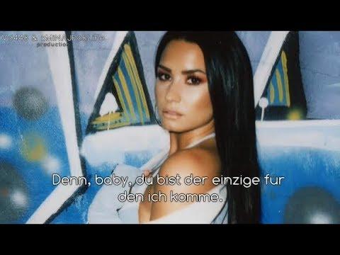 Demi Lovato Ft. Clean Bandit - Solo (Deutsche Übersetzung)
