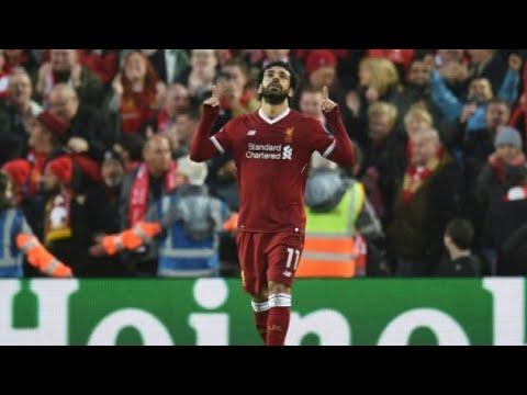 المصري محمد صلاح يضع ليفربول الإنكليزي على سكة نهائي دوري أبطال أوروبا  - 16:23-2018 / 4 / 25