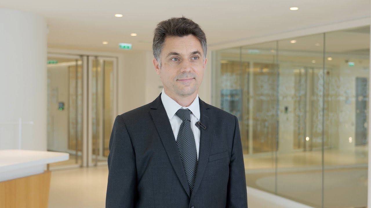 François Dontot, directeur France & Italie, SSNC Intralinks