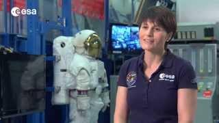 Samantha Cristoforetti Italy - ISS International Space Station