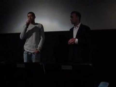 Nick Broomfield at Screening for BATTLE FOR HADITHA (Part 1)