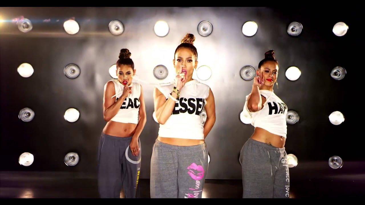 Download I Luh Ya Papi [Durrant n More Radio Edit - No Rap - Edited] - Jennifer Lopez (HD Music Video)