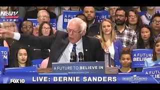 Bernie Sanders Kentucky Rally