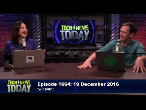 Tech News Today 1664: She Turks Hard For the Money