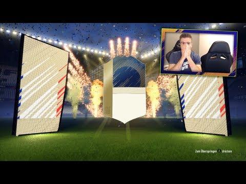 FIFA 18: Unsere ERSTE ICON im Pack! 😱🔥😱