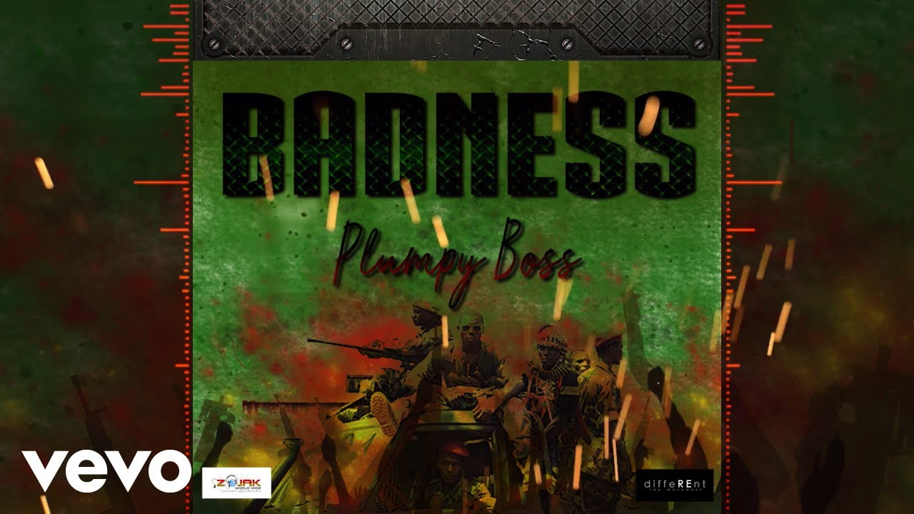 Download Plumpy Boss - Badness (Official Audio)