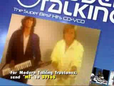 modern talking super best hits cd vcd youtube. Black Bedroom Furniture Sets. Home Design Ideas