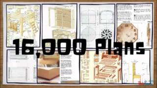 The Secret How To Build Your Own Furniture With Ted Woodworking Plans