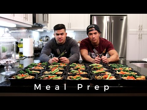 MEAL PREP SECRETS ft. Mealsdotkom