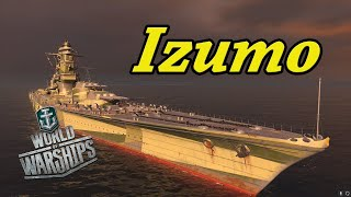 Крепкий орешек линкор IZUMO