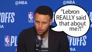 What NBA Players Are ACTUALLY Saying About Steph Curry! (Golden State Warriors)