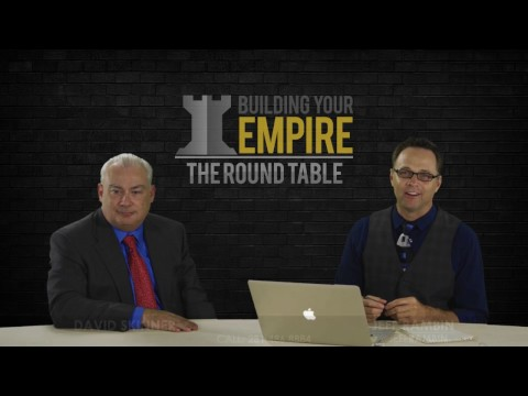 "Episode 1 David Skinner ""Building Your Empire, The Round Table"""