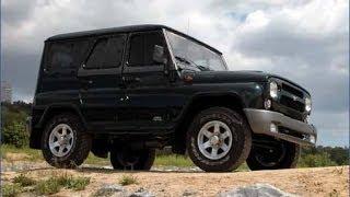 УАЗ Hunter 2003 внедорожник