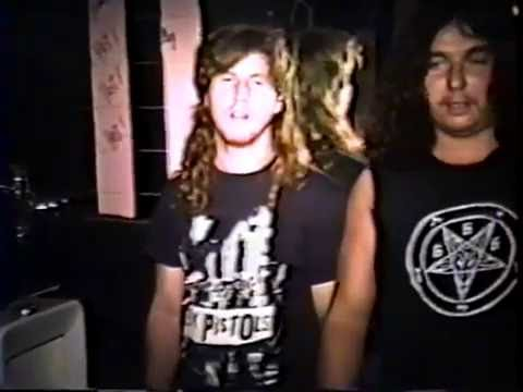 Decaying Visions E01 - Video metal magazine from the 90s