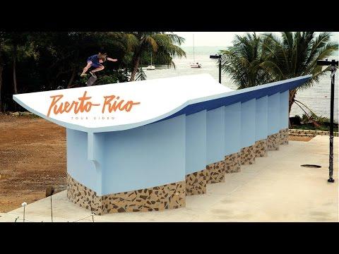 Puerto Rico Tour Video   TransWorld SKATEboarding