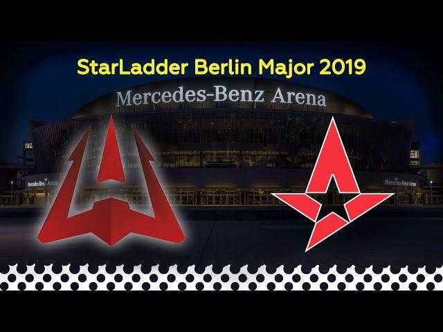 AVANGAR vs Astralis - Map2_Dust2   CSGO Highlights   Berlin Major 2019 (08.09.2019)