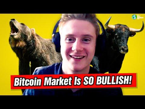 Will Clemente: The Bitcoin Market Is So Bullish!
