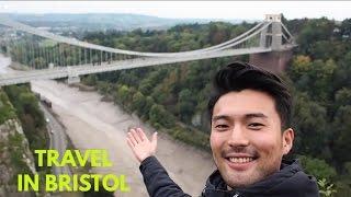 IN ブリストル / BRISTOL TRIP [Vlog 020] With English Subtitles
