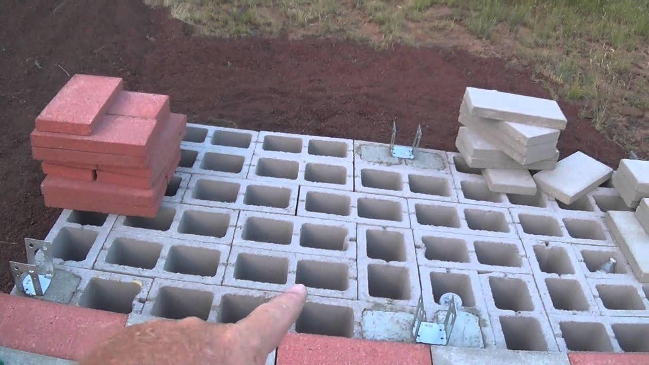 floor for the outdoor off grid bathroom - arizonahothomestead