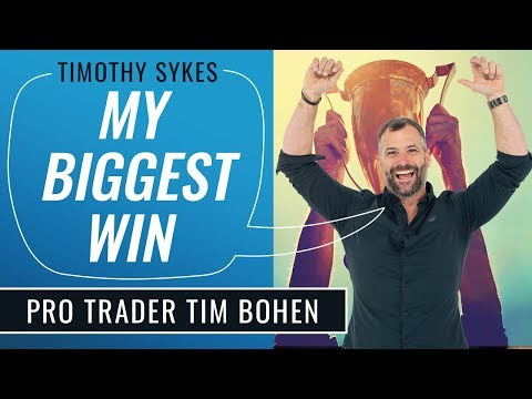 Pro Trader Tim Bohen: My Biggest Win
