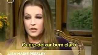 Lisa Presley comenta sobre seu casamento com Michael Jackson thumbnail