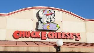 Chuck E Cheese Madison Live Studio Tour