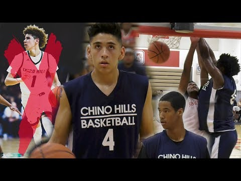 Chino Hills First Game WITHOUT LAMELO! No More LAVAR SYSTEM! Ofure Catches A BODY!