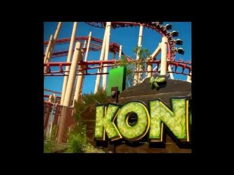 Kong Six Flags Discovery Kingdom Review
