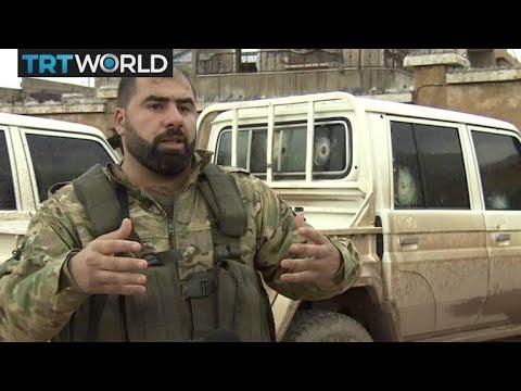 Operation Olive Branch: War in Northern Syria divides Kurdish community