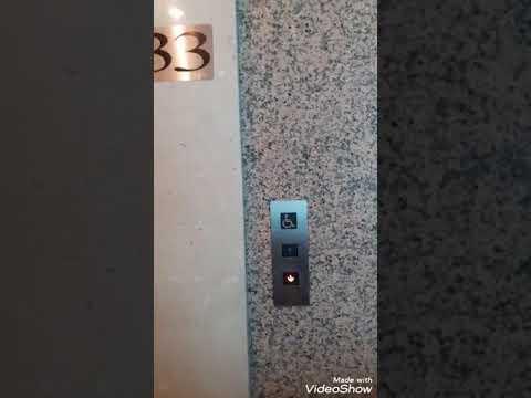 Mitsubishi三菱電梯(無障礙語音+副版) - YouTube