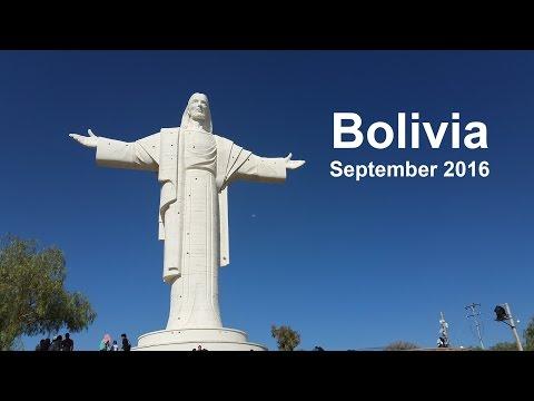 Dad's Trip to Bolivia