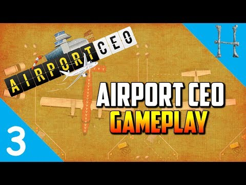Hipbone Plays - AIRPORT CEO S2E3 - Expanding Our Terminal