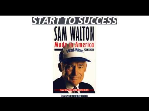 Made In America: My Story by Sam Walton - Book Learning #7