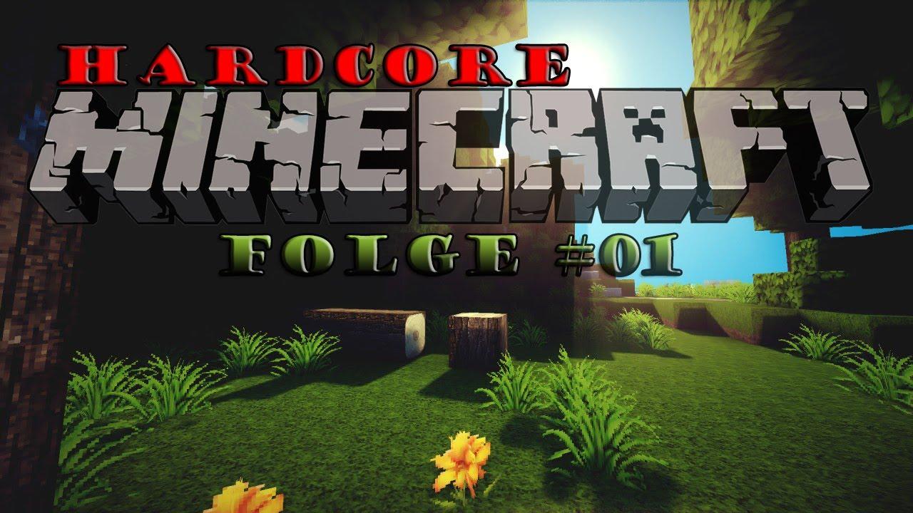 """Download """"HC"""" MINECRAFT [HD] #01 - """"Natur - aber Hard(core)!"""""""
