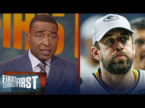 Cris reacts to Ty Montgomery's crucial fumble in Packers loss to the Rams | NFL | FIRST THINGS FIRST