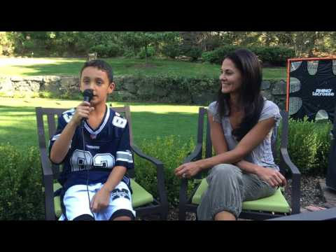The Bleacher Boys Fast Five Interview: Episode 3: Tracy Wolfson, CBS sideline reporter