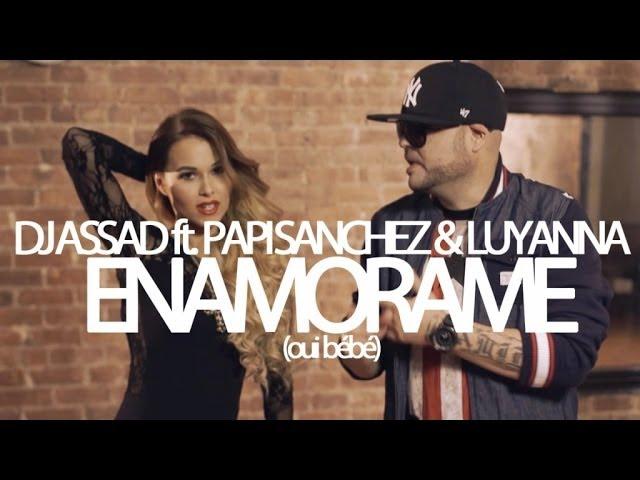 TROPICAL FAMILY - Dj Assad Ft. Papi Sanchez & Luyanna - Enamorame (Oui Bébé) [Official French Video]
