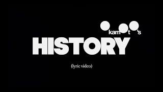 OKAMOTO'S - History (Lyric Video)