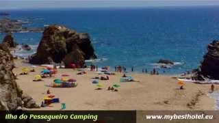 Parque de Campismo da Ilha do Pessegueiro Porto Covo Costa Vicentina