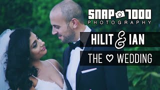 Hilit & Ian Wedding Highlights