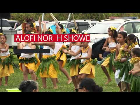 ALOFI NORTH SHOWDAY 2019