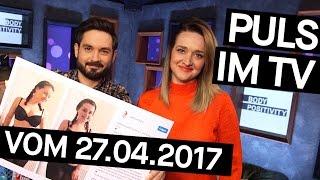 Body Positivity und eine Rückwärts-Challenge für Sebastian (Sendung vom 27. April 2017)